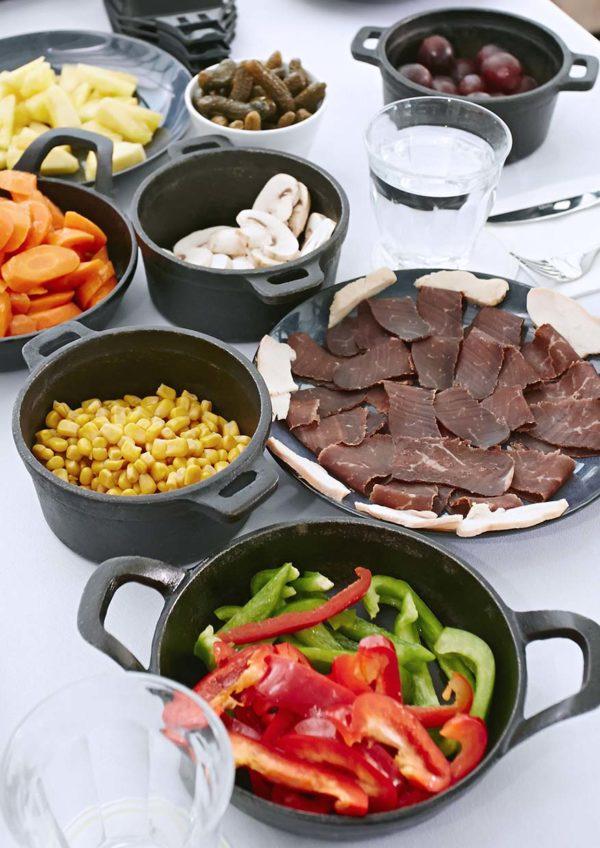 raclette european cheese cocott kuala lumpur side ingredients