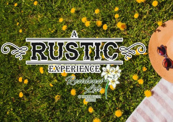 residensi lili green beverly hills nilai the rustic experience openday