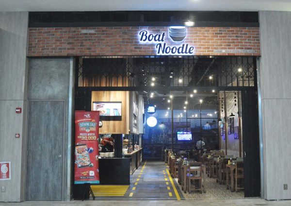 skyavenue genting highlands boat noodle thai food restaurant