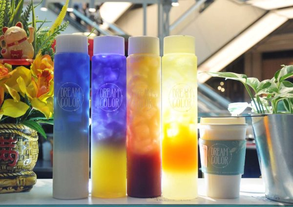 skyavenue genting highlands dream color beverages