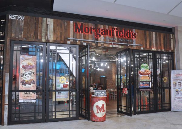 skyavenue genting highlands morganfields american western food