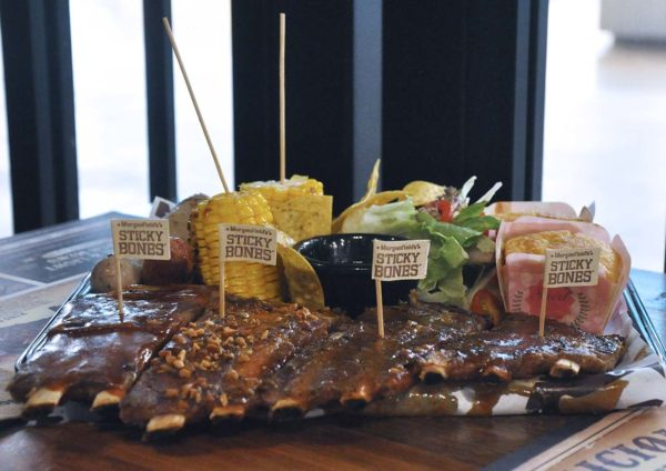 skyavenue genting highlands morganfields ribs sampler