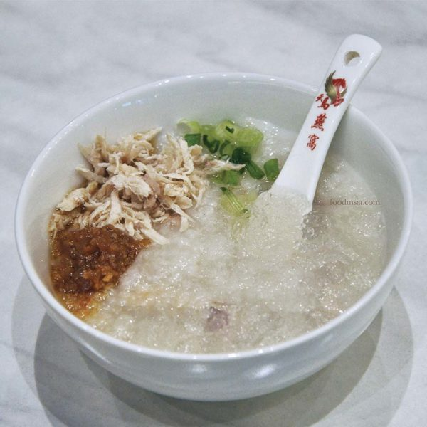 skyavenue genting highlands tian ma bird nest chicken porridge