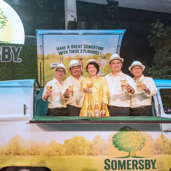 somertime anytime somersby cider charles wong marketing director carlsberg malaysia