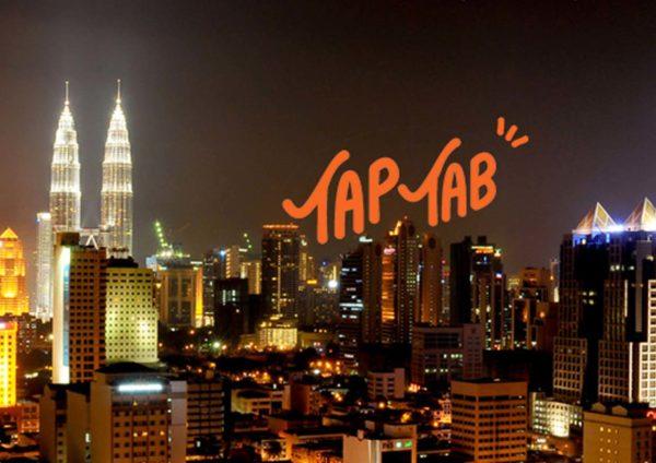 taptab social messaging app malaysia