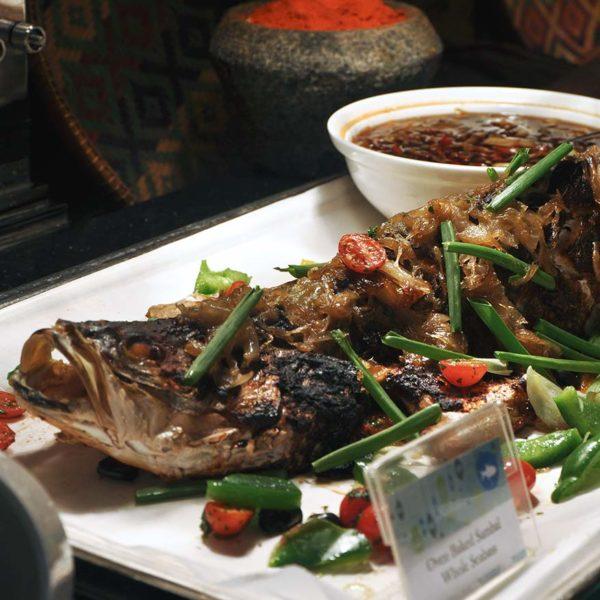 the mill cafe grand millennium kl ramadan buffet sambal seabass