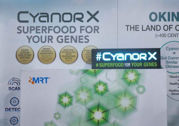 cyanor x elken malaysia launching event