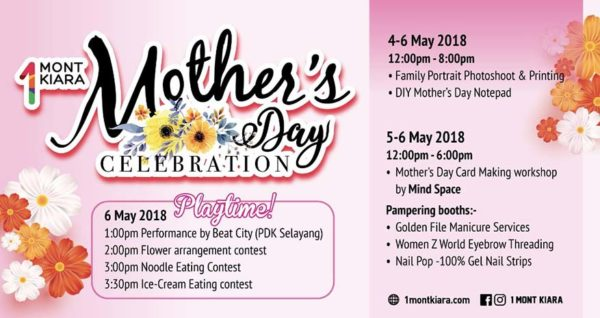 dessert hunting 1 mont kiara mother day event