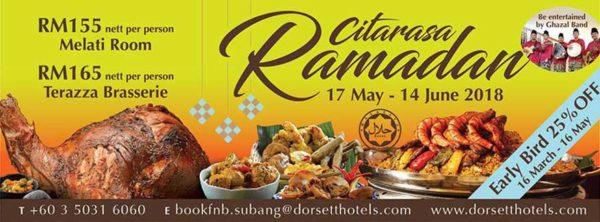 dorsett grand subang ramadan buffet promo