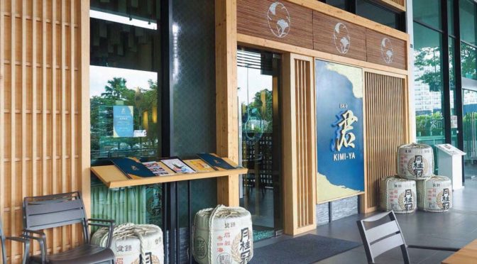 Affordable Semi-Fine Japanese Dining @ KIMI-YA, Old Klang Road