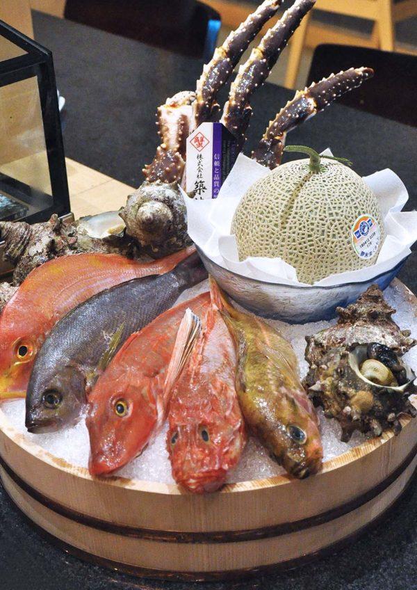 kimi ya japanese restaurant avantas residence old klang road air flown seafood