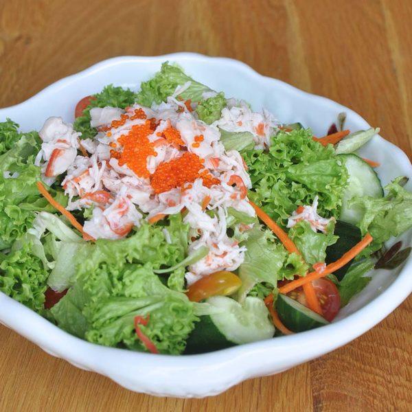 kimi ya japanese restaurant avantas residence old klang road kaori bako kani salad