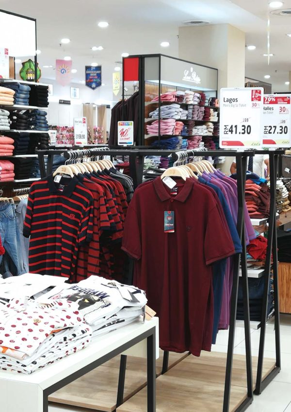 lulu hypermarket and department store kuala lumpur men fashion clothes
