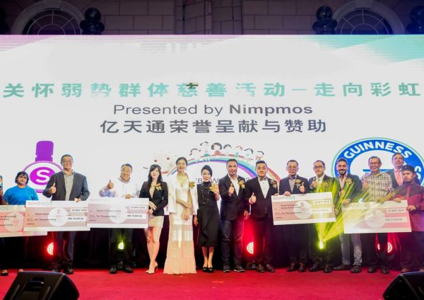 nimpmos blockchain live ecommerce platform csr