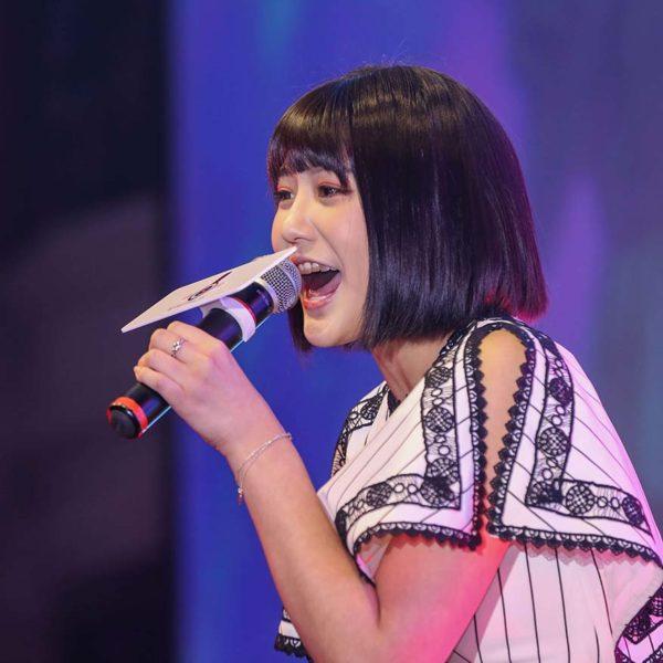 nimpmos blockchain live ecommerce platform joyce chu singer