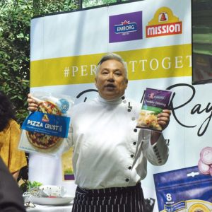 Easy & Tasty Chef Wan's #PerfectTogether Recipes With Mission Foods & Emborg
