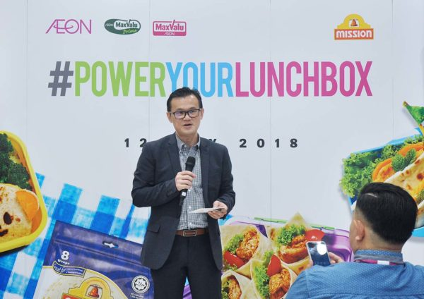 power your lunch box contest mission foods aeon mark tan