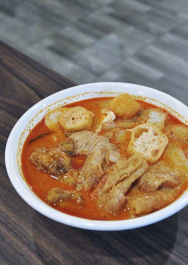 ramadan berbuka puasa next food junction klang parade curry noodles