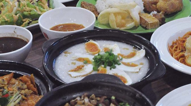 Top Favourite Berbuka Puasa Dishes @ NEXT Food Junction, Klang Parade