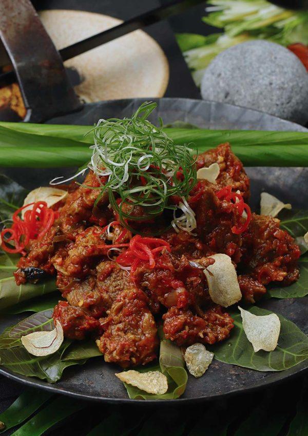 ramadan buffet kuala lumpur convention centre daging cili asam daun kunyit