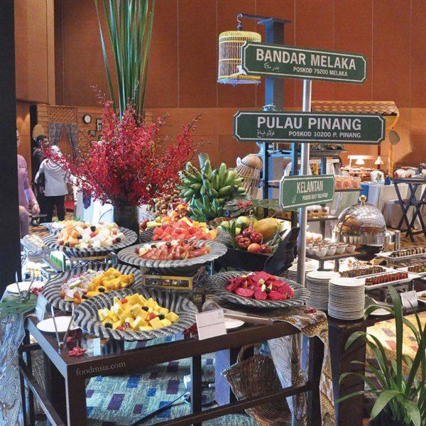 ramadan buffet kuala lumpur convention centre desserts station