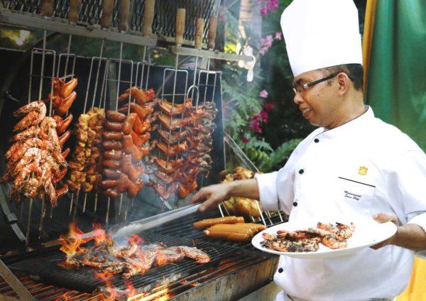 ramadan buffet lemon garden shangri-la hotel kuala lumpur bbq corner