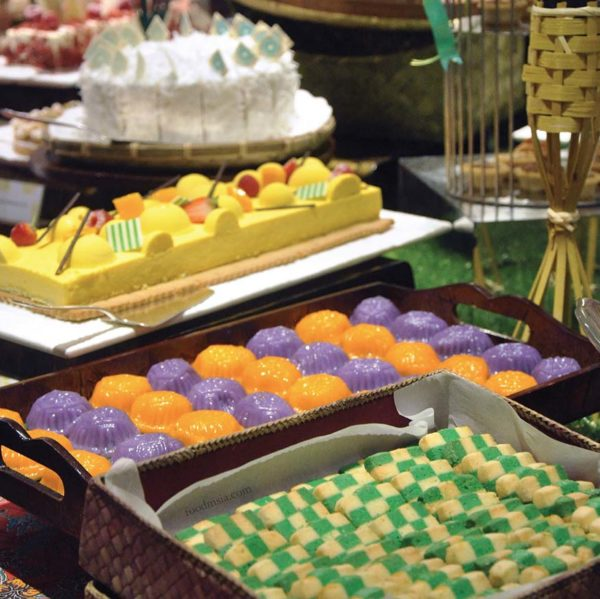 ramadan buffet lemon garden shangri-la hotel kuala lumpur dessert