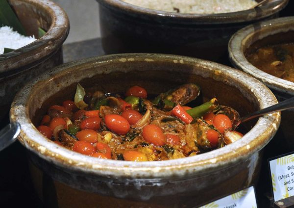 ramadan buffet lemon garden shangri-la hotel kuala lumpur kupang masak kari kering
