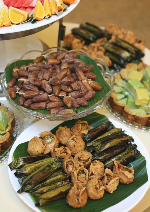 ramadan buffet the venue shah alam kurma desserts