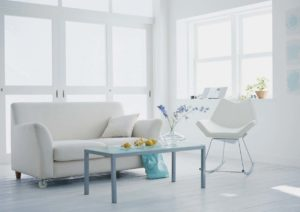 Style Tips For Large Living Rooms & Other Awkward Spaces