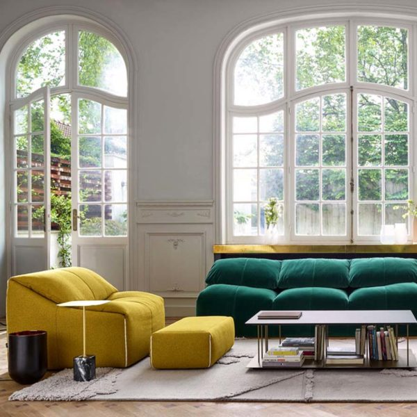 style tips for large living room