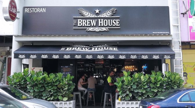 Deliciously Brews and Bites @ The Brew House TTDI