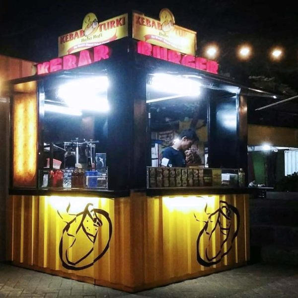 container kebab baba rafi malaysia outlet