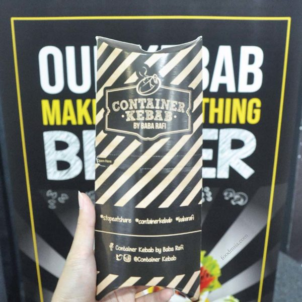 Indonesian Household Brand 'Container Kebab' Now At Malaysia