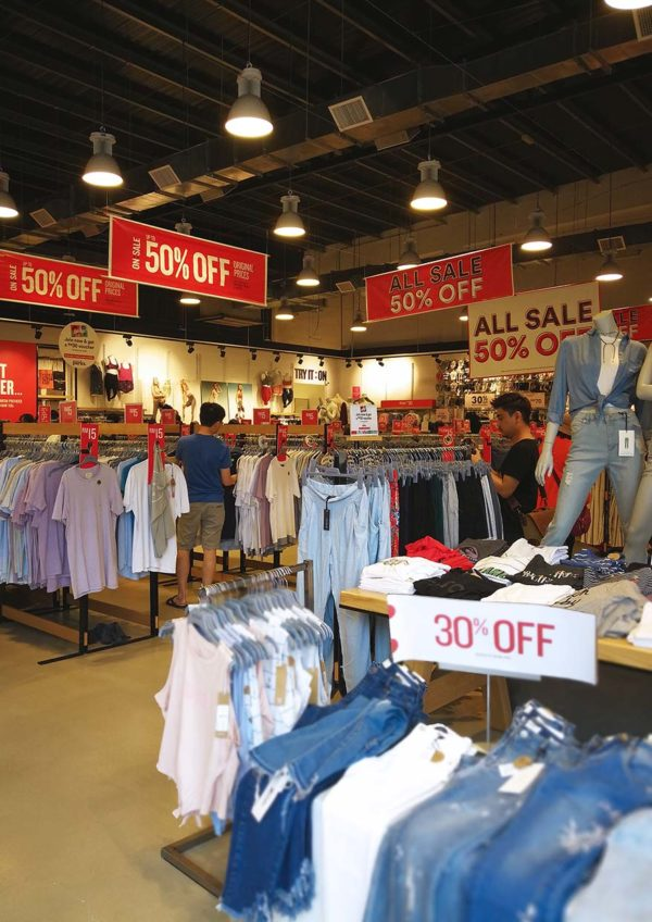 freeport a famosa outlet cotton on