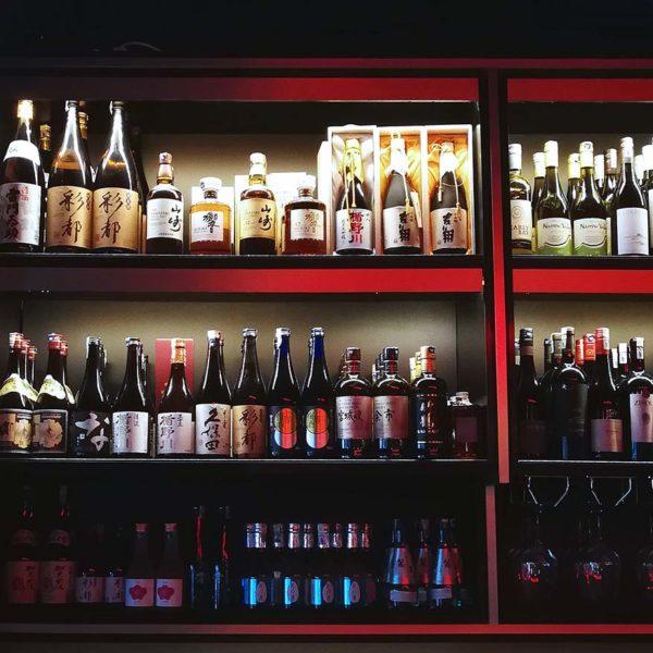 kouzu modern japanese restaurant bangsar bar