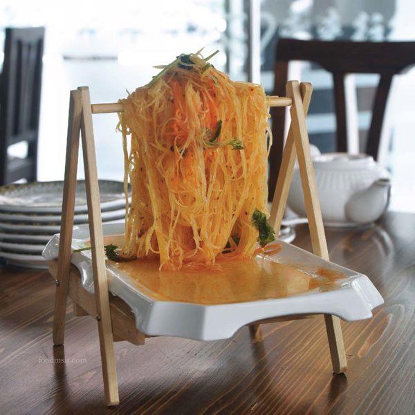 lai lai wang wang chinese restaurant kuchai maju kl cascade potatoes