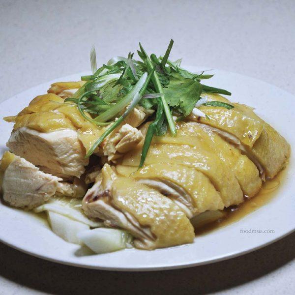nam heong chicken rice chinatown kl desa sri hartamas steamed village chicken