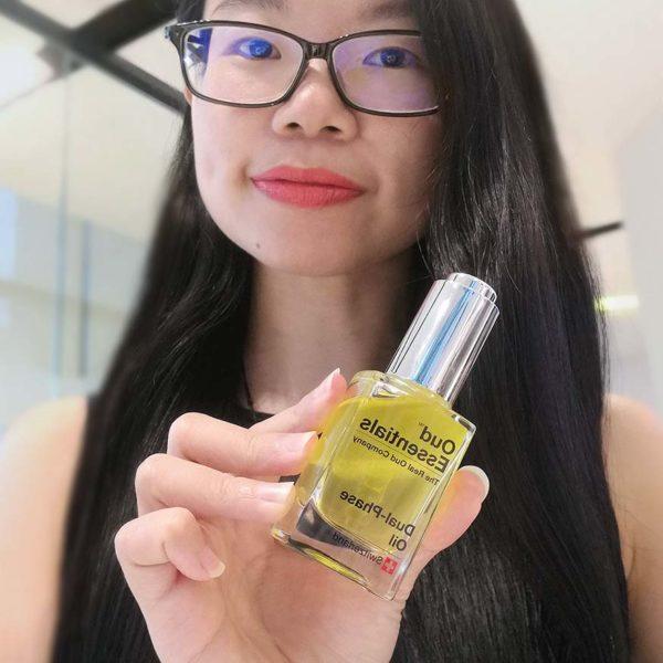 oud essentials swiss brand anti ageing skincare line ivy kam