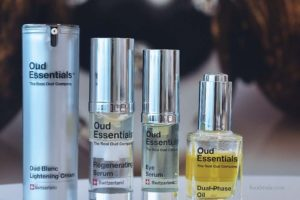 World's First Oud Based Anti-Ageing Skincare Line @ OUD ESSENTIALS