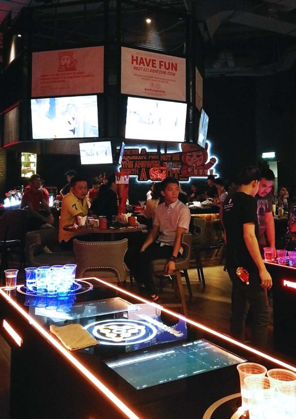 redtail bar by zouk resorts world genting