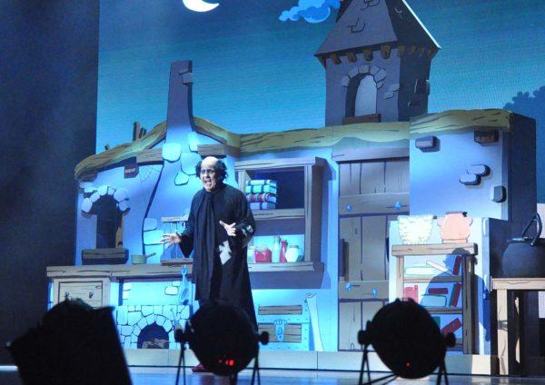 the smurfs live on stage resorts world genting gargamel