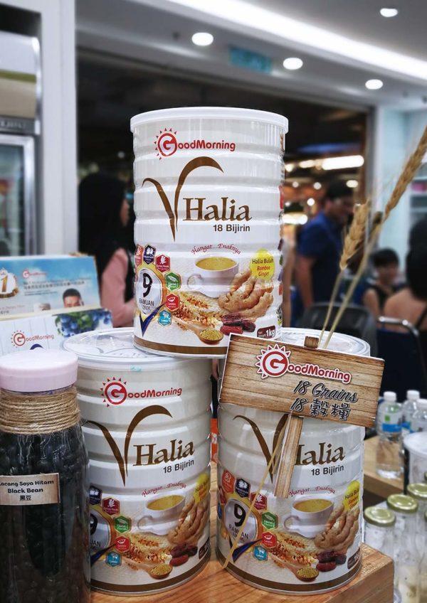 vitacare food for the soul goodmorning 18 grains halia