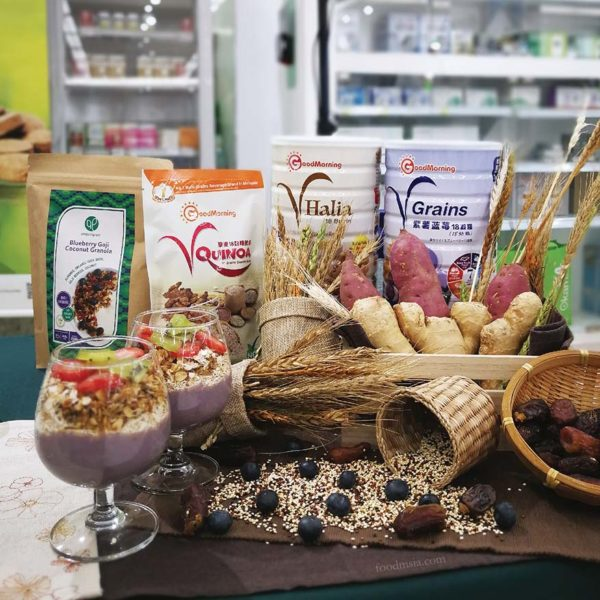 vitacare food for the soul goodmorning 18 grains