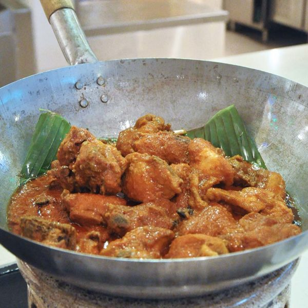 warisan sajian juadah four points by sheraton puchong curry chicken