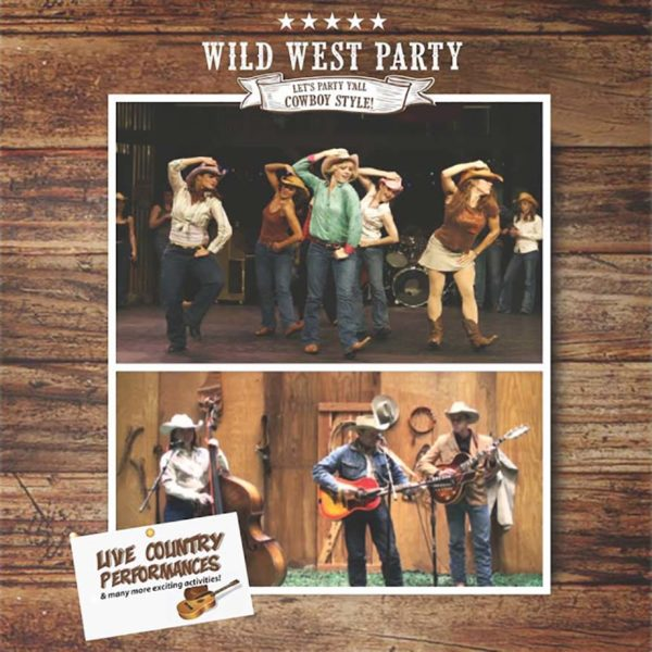 wild west party damansara seresta condominium bandar sri damansara dance
