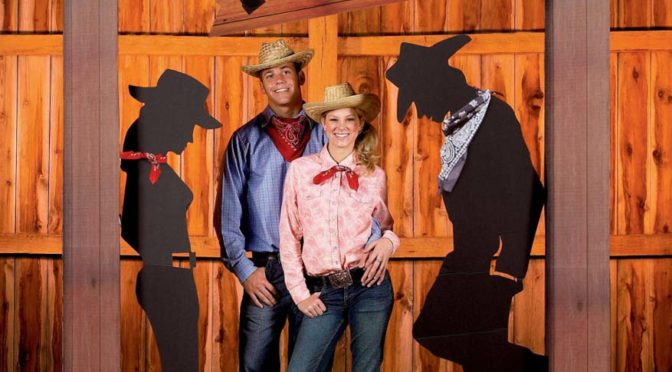 How To Plan A Western Themed Party