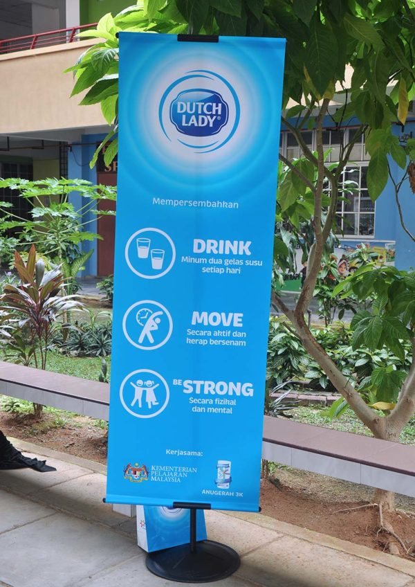 world milk day dutch lady malaysia drink move be strong