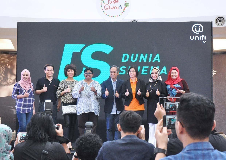 Watch Popular Malaysian Movies 24-hour @ Dunia Sinema, unifi TV