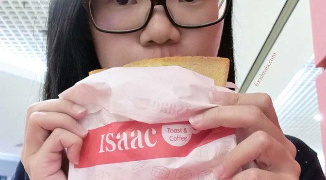 Isaac Toast & Coffee Is At 1 Utama Now!!!